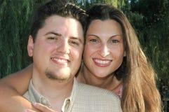 Happy Couples stock image