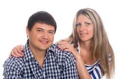 Happy couples Stock Photo