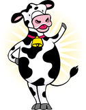 Happy Cow Stock Photos