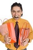 Happy customer Stock Photography
