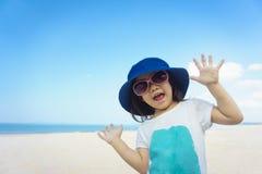 Happy cute asian girl Royalty Free Stock Photo