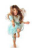 Happy dance Royalty Free Stock Photography