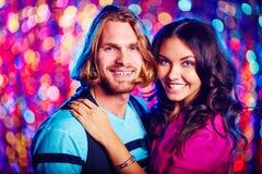 Happy dates Royalty Free Stock Photos