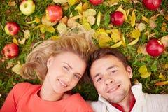Happy dates Royalty Free Stock Image