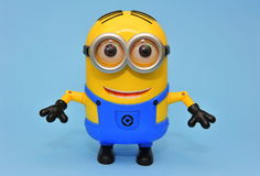 Free Happy Dave Minion - Arms Down Royalty Free Stock Photography - 51895737