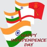Happy_In_Day διανυσματική απεικόνιση
