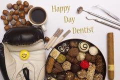 Happy Day Dentist Stock Photos