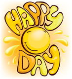Happy day Stock Photos