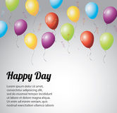 Happy day Royalty Free Stock Photos