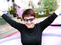 Happy Disney Land Vacations stock photos