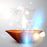 Happy diwali background Royalty Free Stock Photo