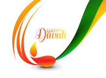 Happy Diwali Background. Abstract vector illustration on the theme of the traditional celebration vector illustration
