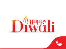 Happy Diwali Background. Abstract vector illustration on the theme of the traditional celebration Stock Photo