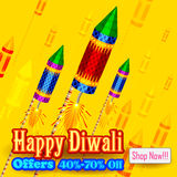 Happy Diwali Background for advertisement and promotion Stock Photos