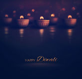 Happy Diwali Royalty Free Stock Photos