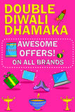 Happy Diwali discount sale promotion Royalty Free Stock Image