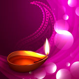 Happy diwali festival royalty free illustration
