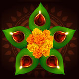 Happy diwali festival Royalty Free Stock Images