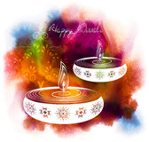 Happy Diwali Festival Royalty Free Stock Photography