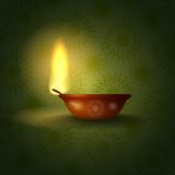 Happy Diwali Festival. Royalty Free Stock Photo