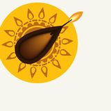 Happy Diwali Festival Royalty Free Stock Photo