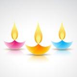 Happy diwali greeting Stock Photo