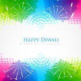 Happy diwali greeting Royalty Free Stock Photography