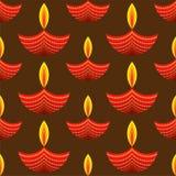 Happy diwali greeting card design Stock Photos