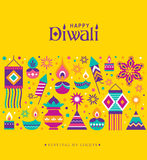 Happy Diwali Stock Images