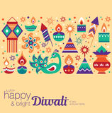 Happy Diwali Royalty Free Stock Photo
