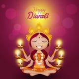 Happy Diwali Stock Image