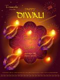 Diwali indian festival Royalty Free Stock Photo