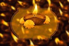 Happy Diwali stock illustration