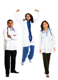 Happy doctors Royalty Free Stock Photo