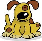Happy Dog royalty free illustration