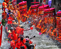 Happy Dragon Boat Festival Royalty Free Stock Images