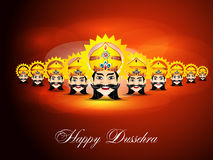 Happy Dussehra Background Royalty Free Stock Images