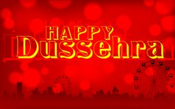 Happy Dussehra Stock Photos