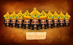 Happy Dussehra Royalty Free Stock Image