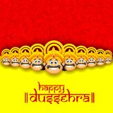 Happy Dussehra Stock Photo