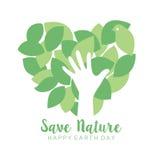 Happy Earth day Stock Photos
