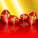 Happy Easter. Illustration Happy Easter happy festivity Royalty Free Stock Image