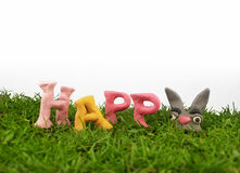 Free Happy Easter Royalty Free Stock Image - 19213956
