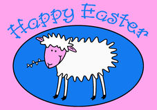 Happy Easter !!! Royalty Free Stock Images