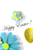 Happy Easter ! Royalty Free Stock Photos