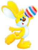 Happy Easter!. Clip-art / illustration for your design, scrapbook and holiday card Stock Photos