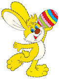 Happy Easter!. Vector clip-art / illustration for your design, scrapbook and holiday card Royalty Free Stock Image