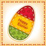 Happy Easter 5 Stock Photography