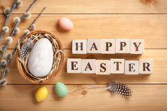 Free Happy Easter Royalty Free Stock Image - 86230416