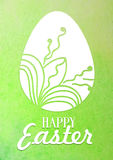 Happy Easter background Royalty Free Stock Image